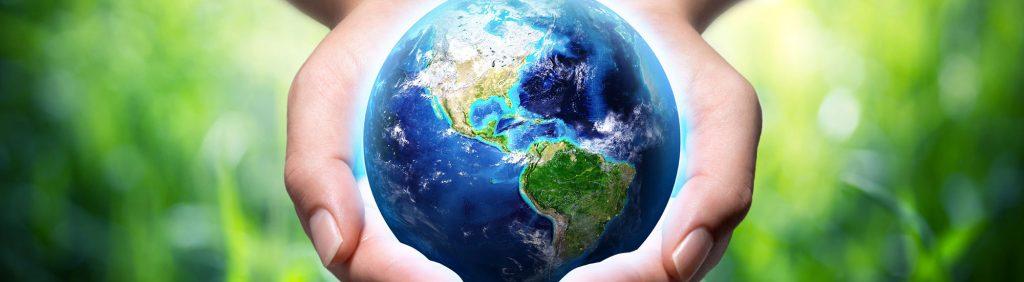 Weltkugel Umweltmanagement DIN14001 - Girges Consulting