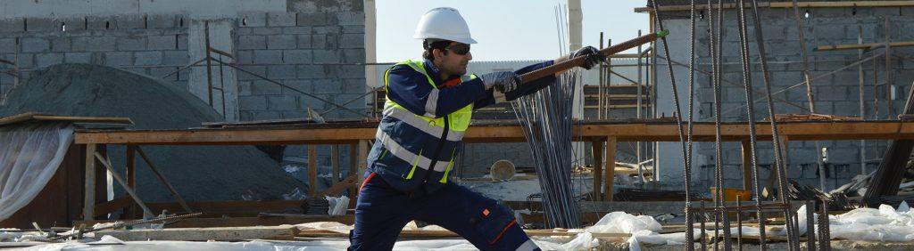 Arbeitssicherheit auf der Baustelle DIN45001 - Girges Consulting
